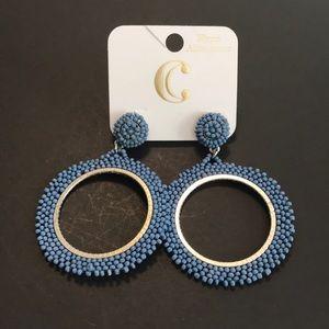 NWT Charming Charlie beaded earrings